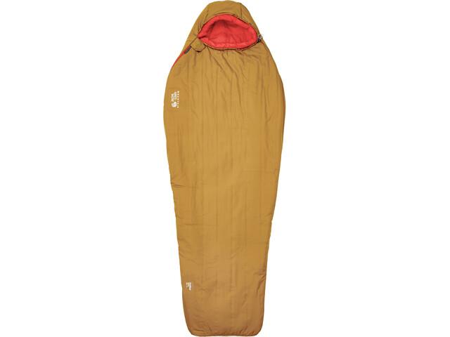 Mountain Hardwear Hotbed Ember Slaapzak en Inlet oranje/rood